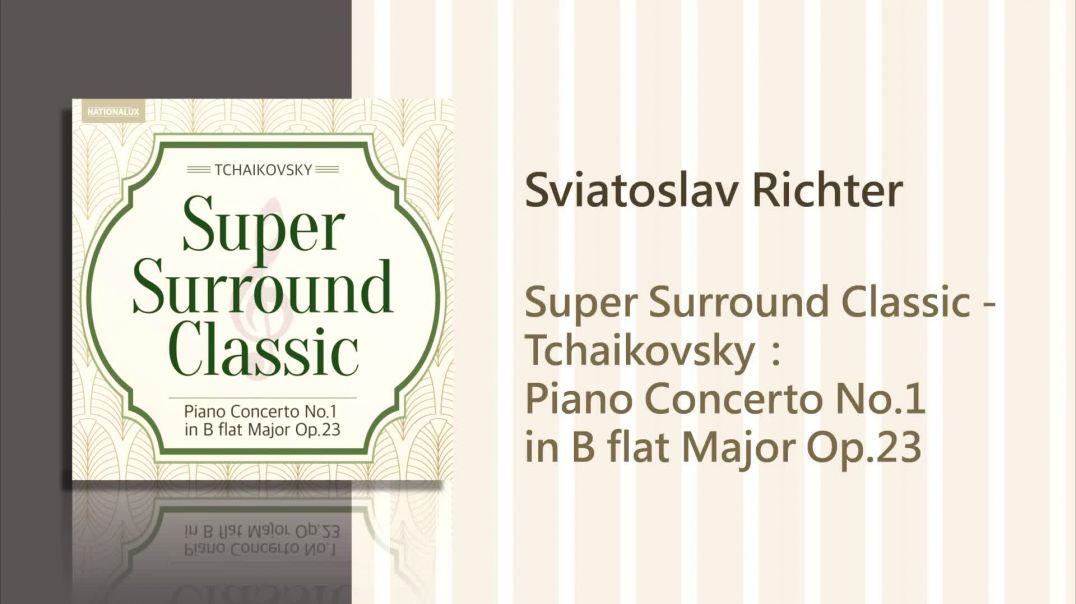 Sviatoslav Richter - Tchaikovsky:Piano Concerto No.1 in B-flat minor, Op.23 - III. Allegro con fuoco