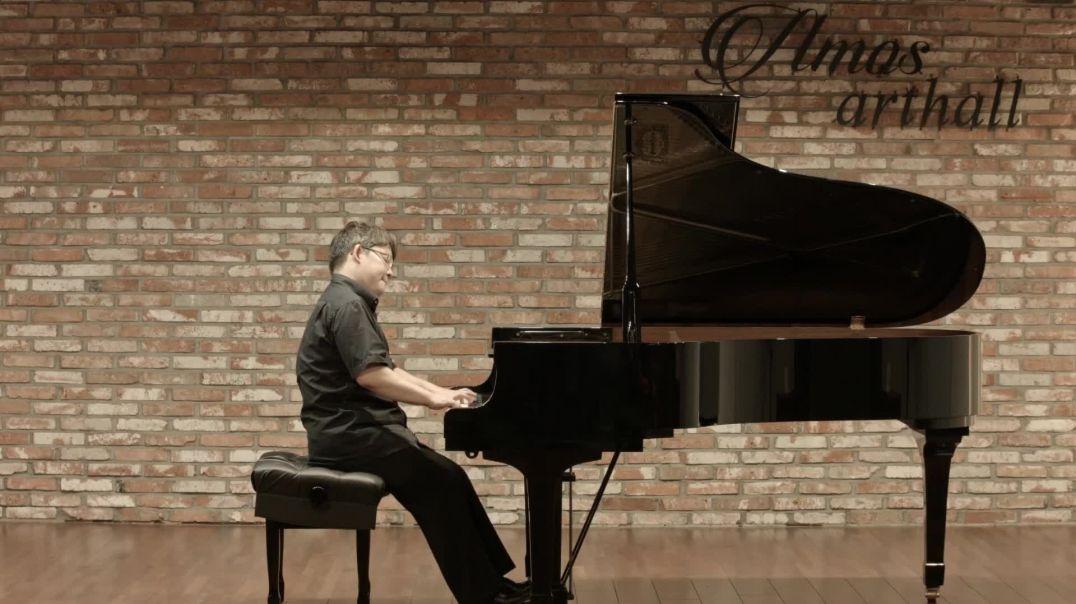 F. Chopin  Ballade No.2 Op.38 - Sunghoon Simon Hwang