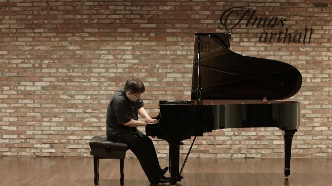 C. Debussy  L'isle Joyeuse - Sunghoon Simon Hwang