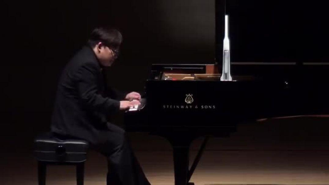 F. Chopin Etude op.10 no.8 - Sunghoon Simon Hwang