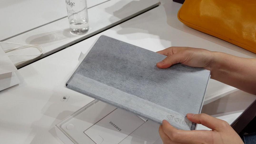 삼성 갤럭시탭 S5e 오픈기