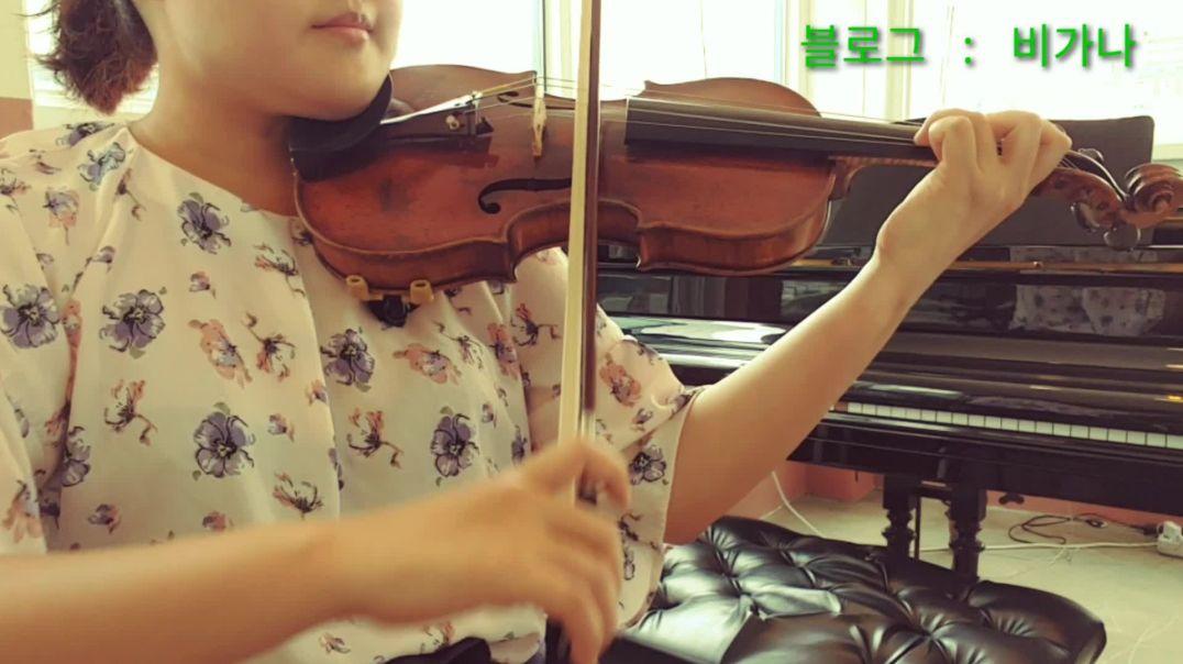 바이올린 배우기