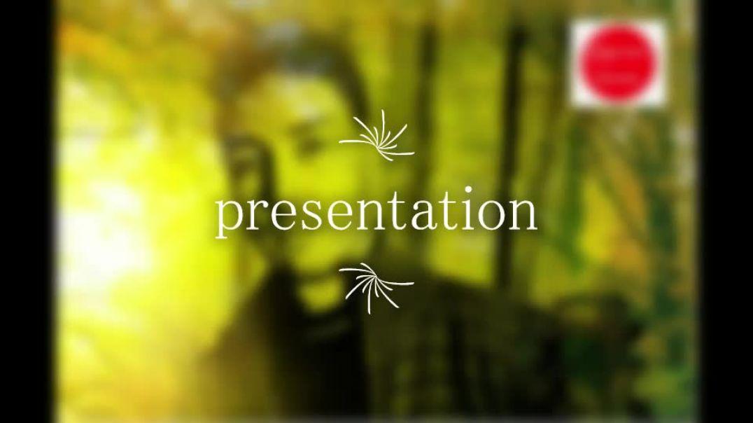波無座 = Hamza #presentation