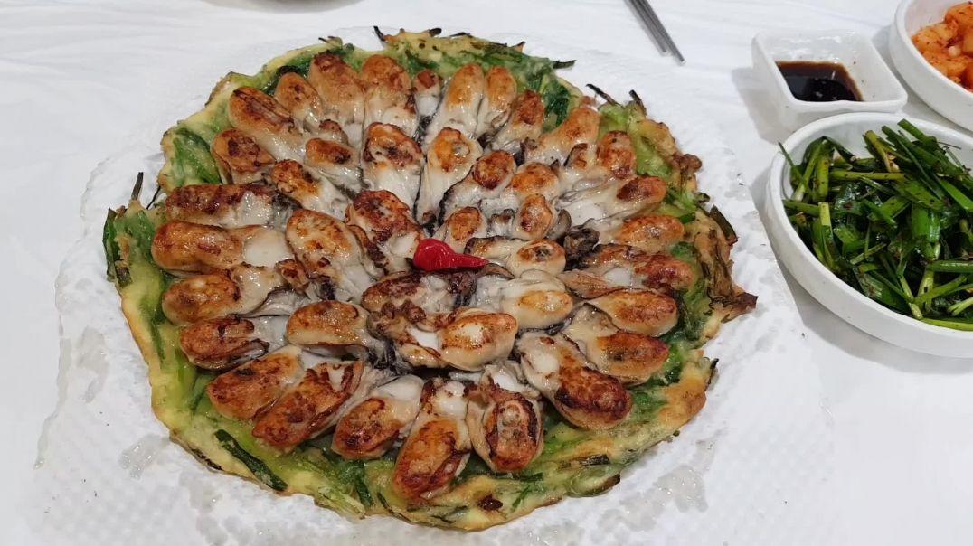 유채목의 맛집 리스트 - 굴전 - 천안 - 굴비체 머무르다