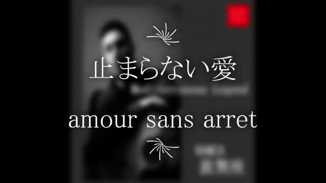 止まらない愛 amour sans arret