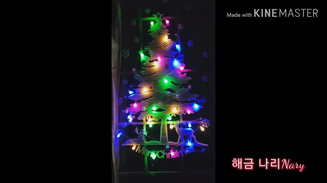 Merry Christmas 해금나리nary Abide with me