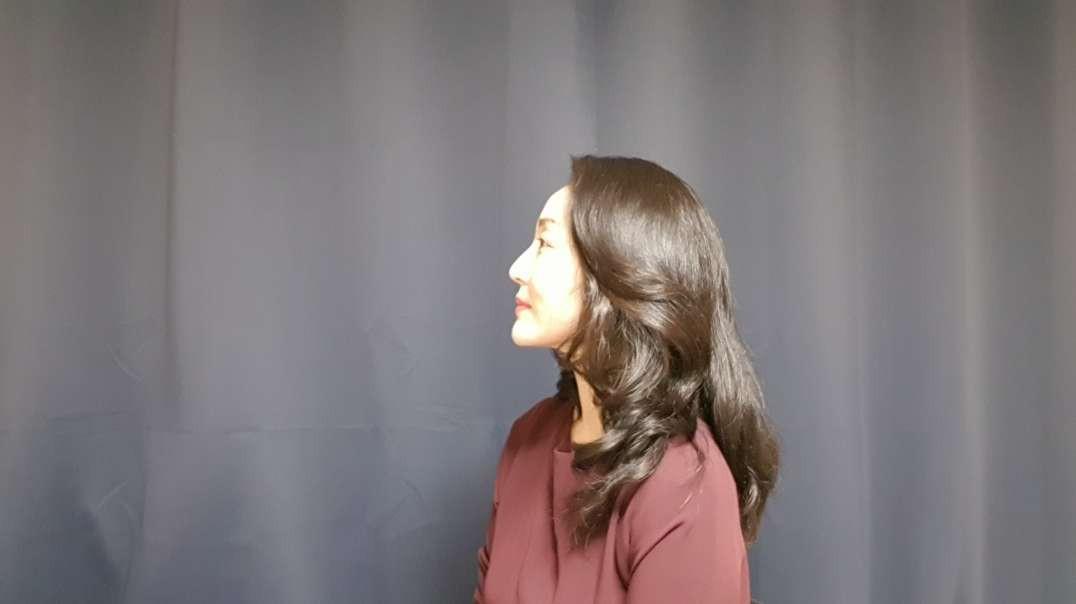 배우 유채목의 LIVE SONG 문희옥의 사랑의 거리