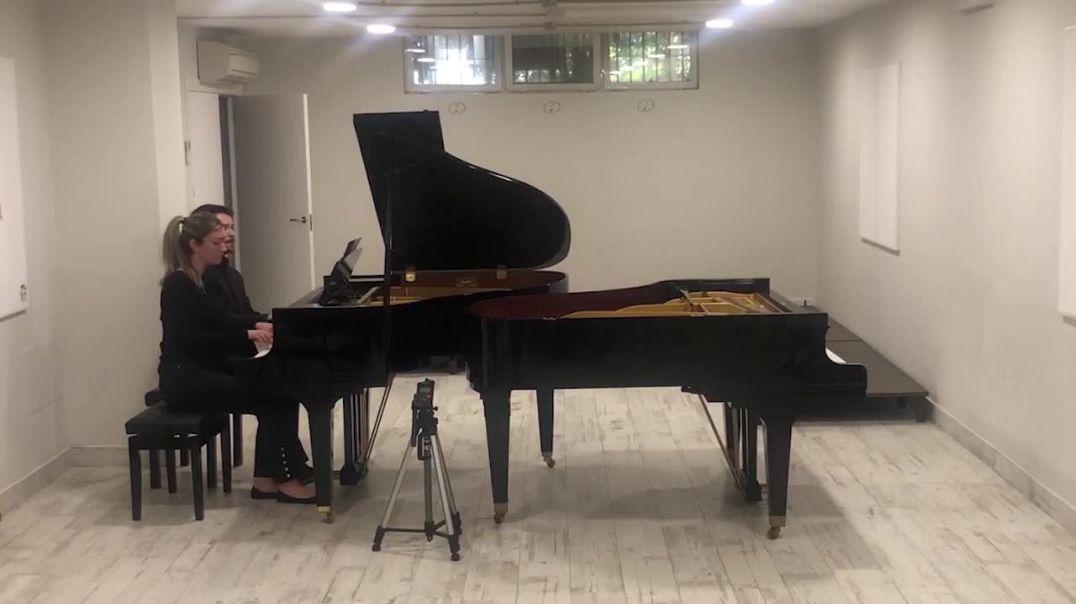 [Duo] [Senior] [2] Alvaro Saldaña Vadillo & Pilar Martin Gonzalez